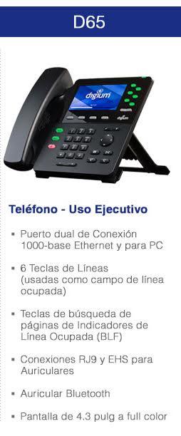 Digium Phone D62