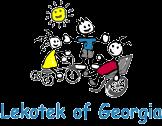 Lekotek logo
