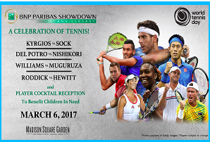 March 1 2017 Good News For Tennis Fans