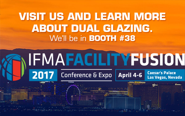 Visit us and learn more about dual glazing. Winco will be in Booth #38.