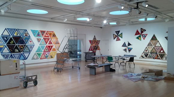 Install Preview at the Hite Art Institute