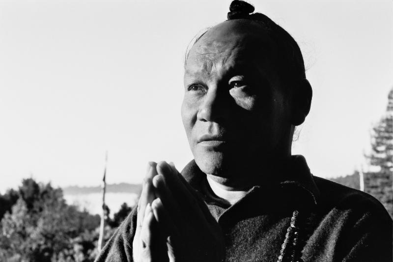 Lama Sonam Tsering Rinpoche