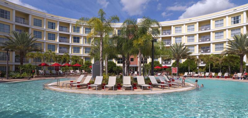 Melia Orlando Pool
