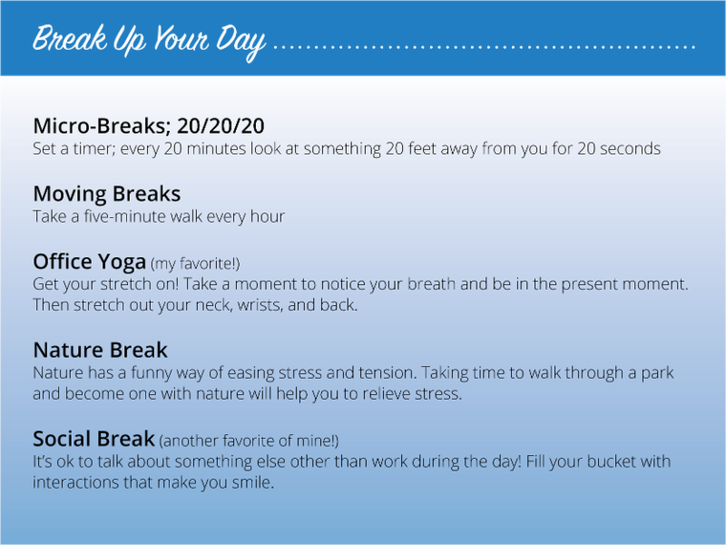 Different Ways to Break Up Your Day for Maximum Productivity
