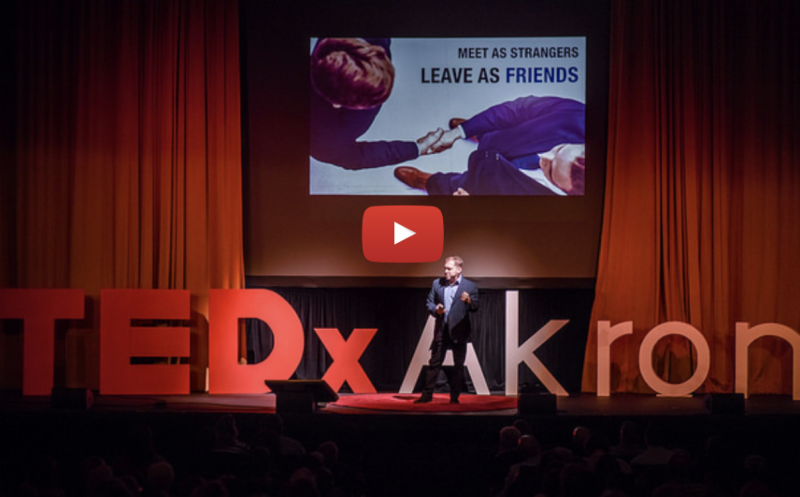 John DiJulius Speaks at TEDx Akron