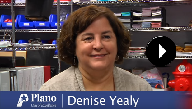Denise Yealy Love sto Volunteer
