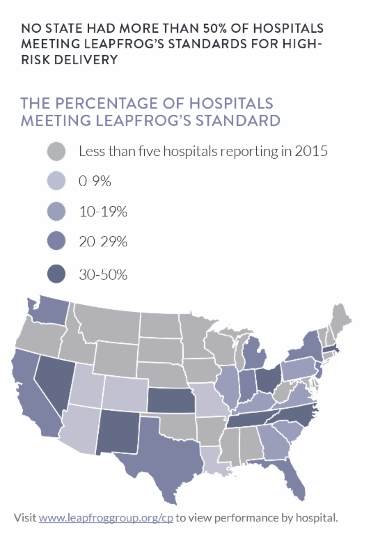 12 Florida Hospitals Recognized In Leapfrog Group Castlight Maternity Care Report