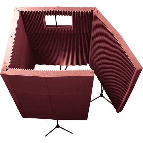 Cubicle sound booth