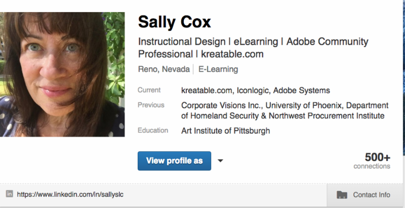 Sally_s profile