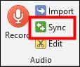 Adobe Presenter: Sync