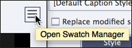 Swatch Manager