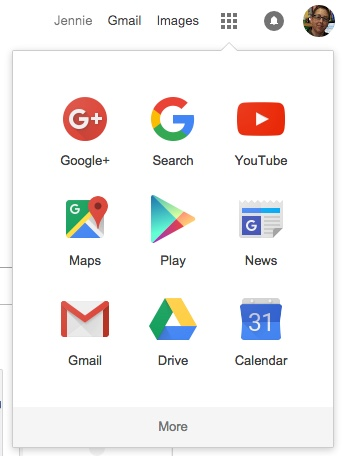 Google flat
