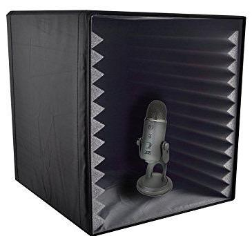 Cube sound booths