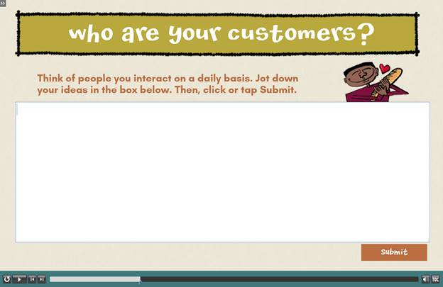 Who are your customers_