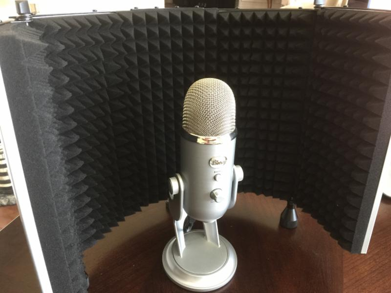 ARF-05 Portable Vocal Booth