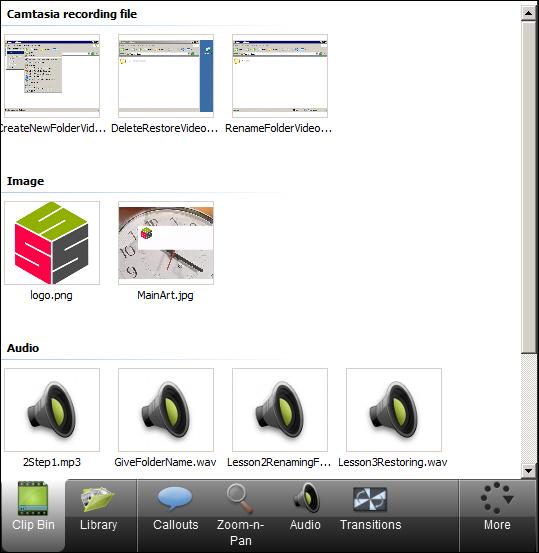 camtasia studio callouts download
