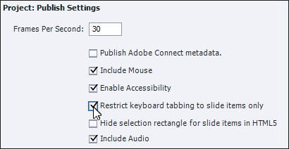 Adobe Captivate_ Restrict keyboard tabbing