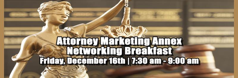 Attorney Marketing Annex Networking Group