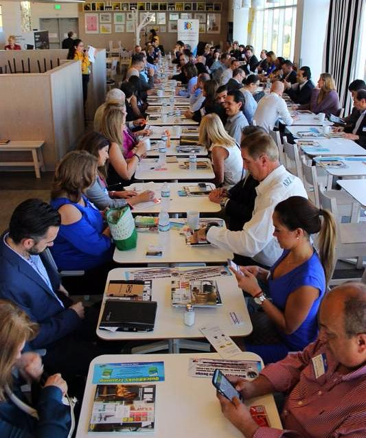 Speed Networking at IKEA Miami on May 16th, 2019