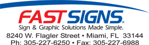 FastSigns Doral Chamber of Commerce