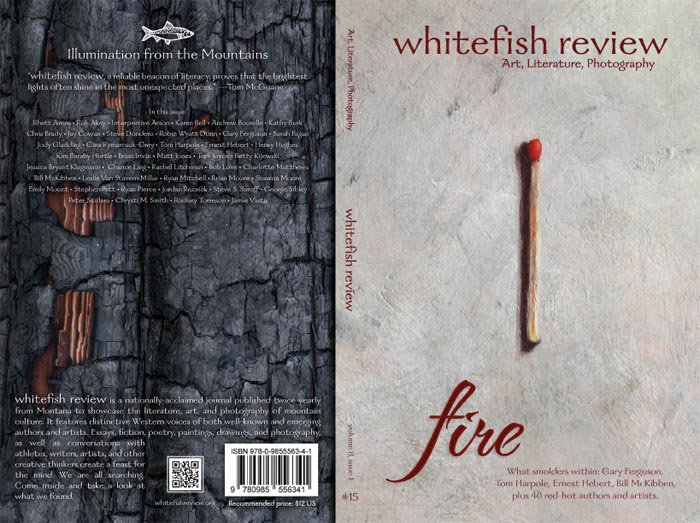 Whitefish Review cover 15