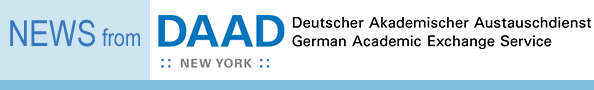 News from DAAD New York