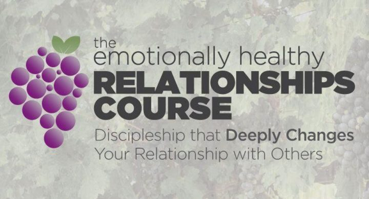 Emotionally Healthy Relationships