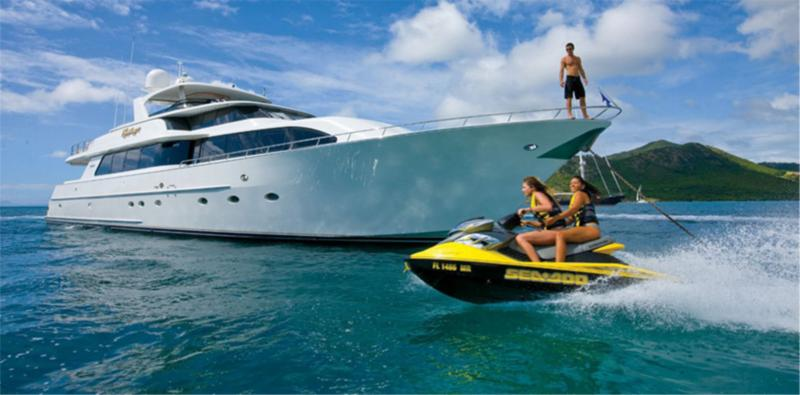 Adventure Awaits You on board one of our Yachts