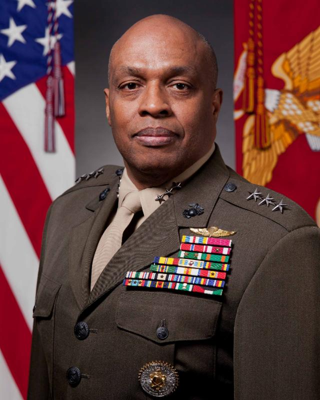 Conversation with LtGen Stewart and Careers Fair @ Michaux School of Education, NCCU | Durham | North Carolina | United States