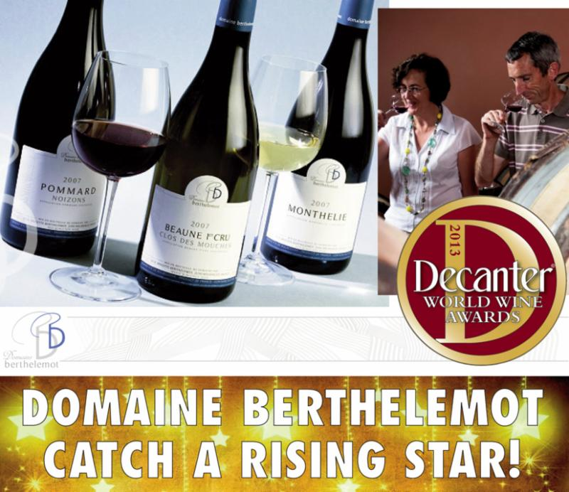 Berthelemot Rising Star Header
