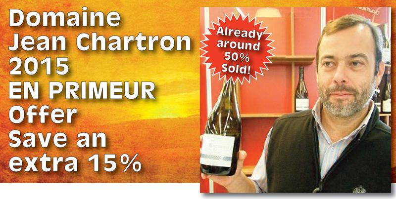 Chartron 2015 EP 50% Header