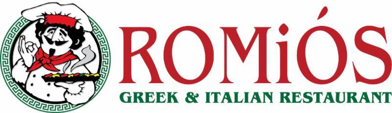 romios logo