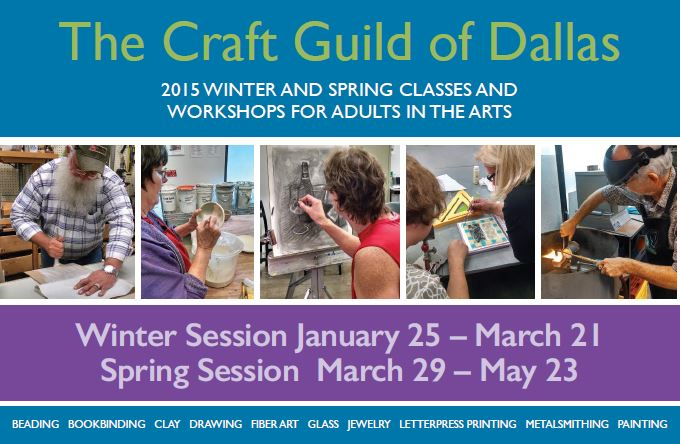 Winter & Spring Session Brochure