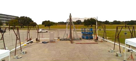 SLARP JIP testing setup
