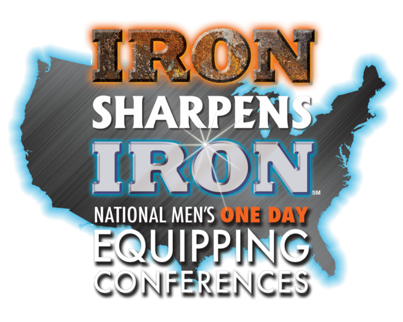 Image result for iron sharpens iron conference