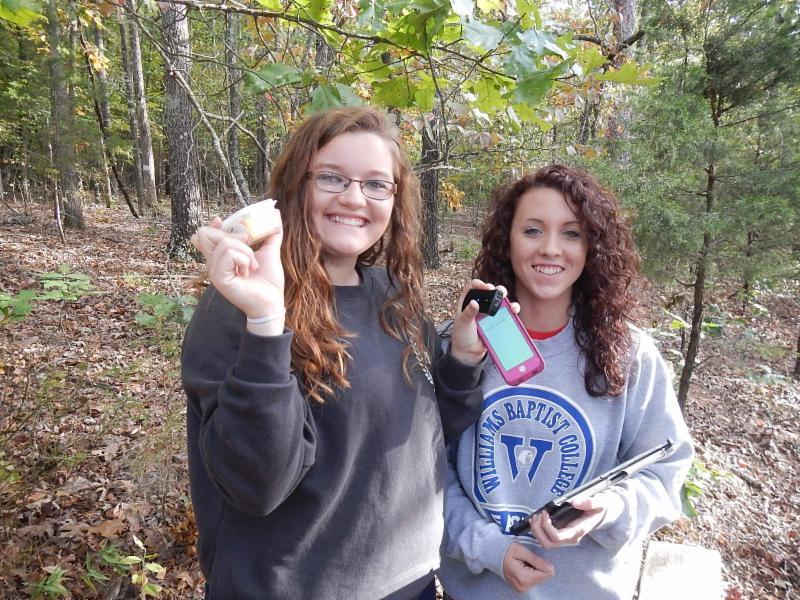CHS Environmental Club at South Fork