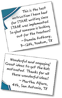 staar quotes