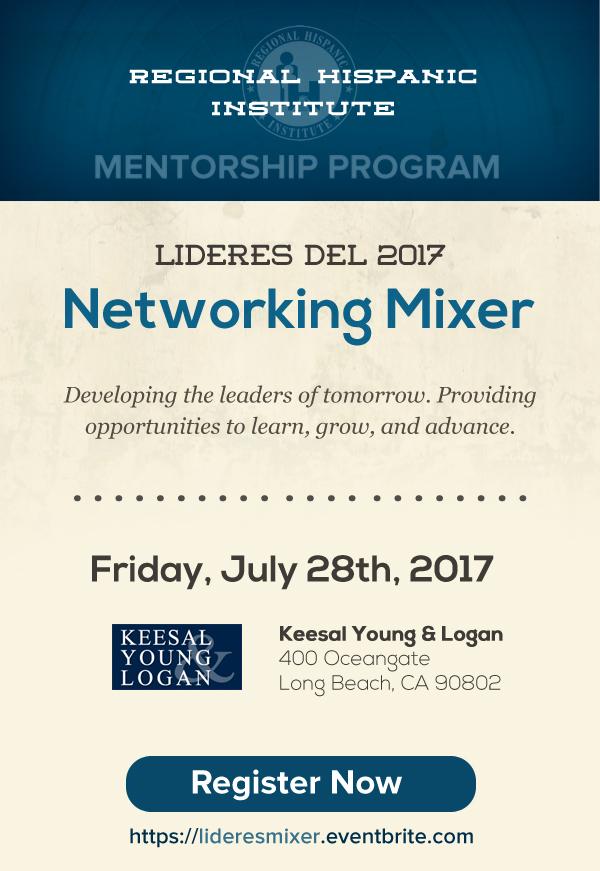 Lideres Networking Mixer