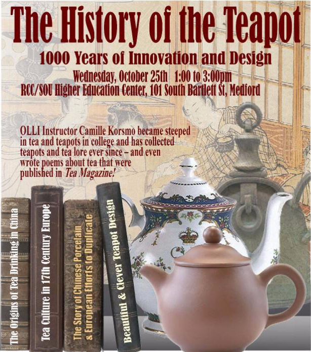 The History of the Teapot