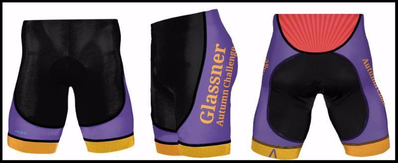 2017 Glassner Gear Shorts