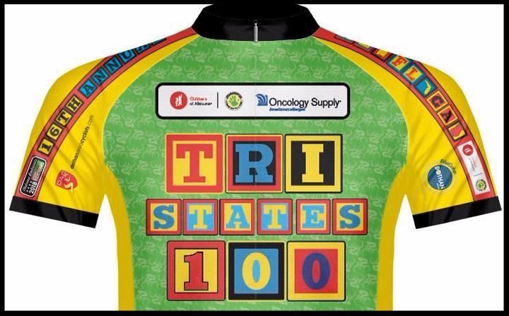 2018 TriStates jersey banner logo