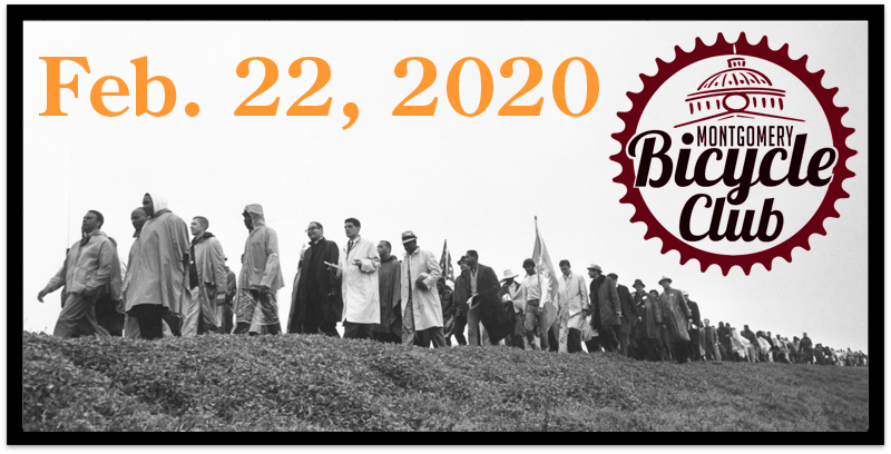 Selma 55 Ride Registration Banner