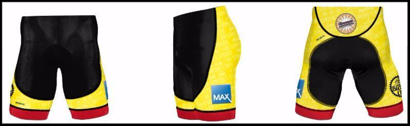 2016 Glassner Gear Men's Shorts