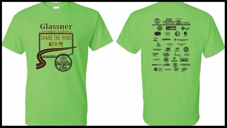 2016 Glassner T-Shirt
