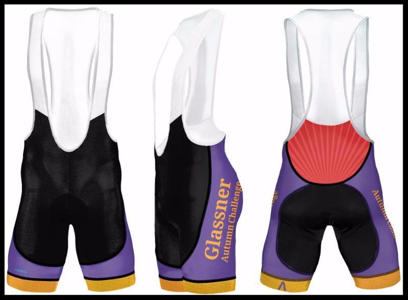 2017 Glassner Gear Bib Shorts
