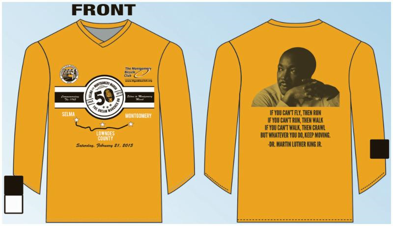 Selma 50 Ride T-Shirt