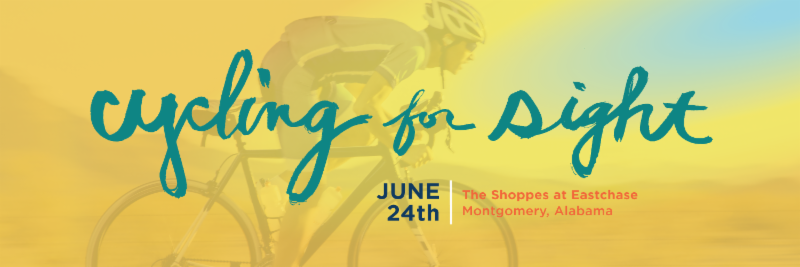 2017 Cycling for Sight wide banner