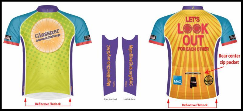 2018 Glas2018 Glassner Gear sports cut jersey