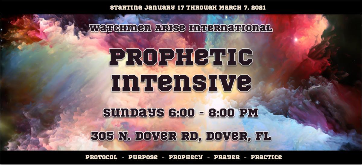 Prophetic Intensive