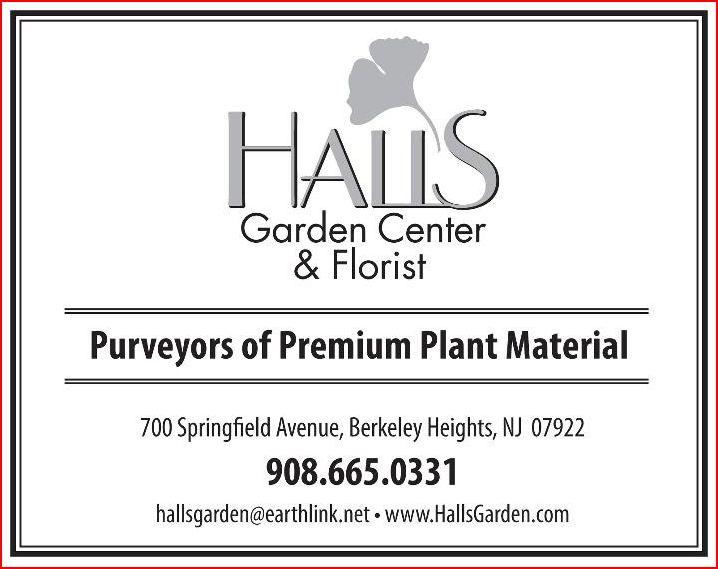 Halls Garden Center snip